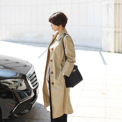 CELIN trench coat