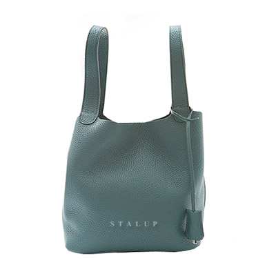 F/W picotan bag_peacok green